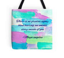 Love Maya Tote Bag