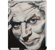 Might as Well Face It iPad Case/Skin