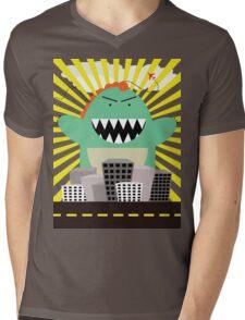 City Prowler Mens V-Neck T-Shirt