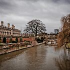 River Cam by Alice Kent