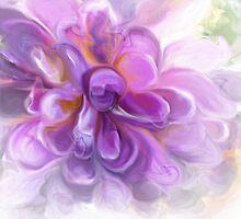 Aubergine Petals by suzannem73