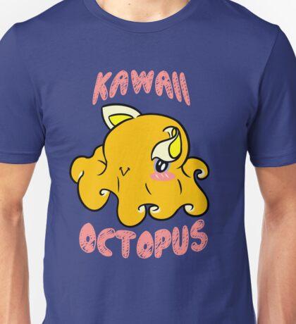 Kawaii Octopus Unisex T-Shirt