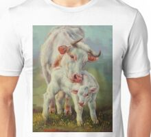 Bonded-Cow And Calf Unisex T-Shirt