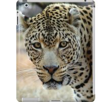 If looks could kill..... iPad Case/Skin