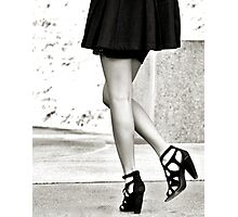She's Got Legs Photographic Print