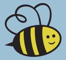 Cute Baby Bee Kids Tee