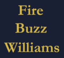 Fire Buzz Williams by Djklambake