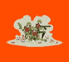 Robot Army Kids Clothes
