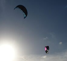 x-KITE-ing: Maroochydore, Australia by Sally Kate Yeoman