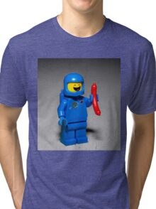 Benny is so happy Tri-blend T-Shirt