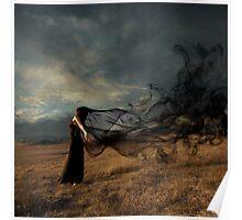 Spirits in the Black Mist Poster