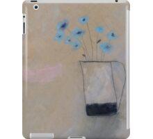 corn flowers iPad Case/Skin