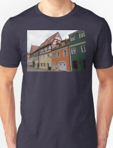 Colorful Houses T-Shirt