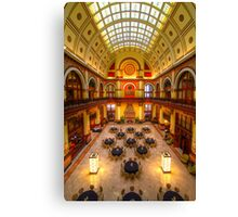 The Union Station Hotel Canvas Print