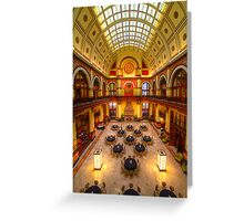 The Union Station Hotel Greeting Card