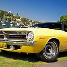 1970 Plymouth Hemi Cuda by inmotionphotog