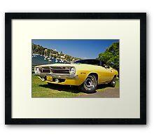 1970 Plymouth Hemi Cuda Framed Print