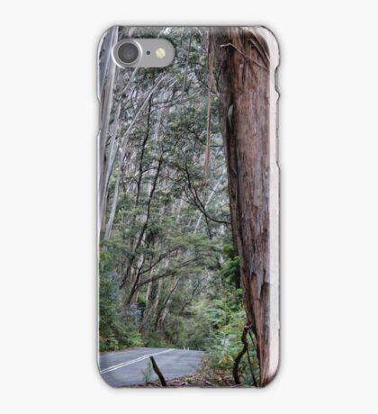 ROAD TO MT IRVINE - Bev Woodman iPhone Case/Skin