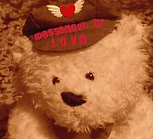 The Love Of An Old Teddy by Linda Miller Gesualdo