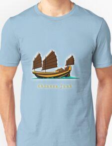 Chinese Junk T-shirt, etc. design Unisex T-Shirt