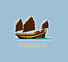 Chinese Junk T-shirt, etc. design Unisex T-Shirt
