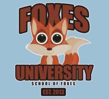 Foxes University  2 Kids Clothes