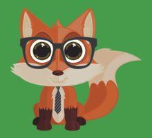 Fox Nerd Kids Clothes