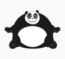 Panda Ball Kids Clothes