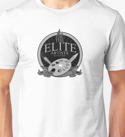 The Elite Artist (2) Unisex T-Shirt