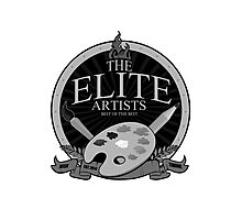 The Elite Artist (2) Photographic Print