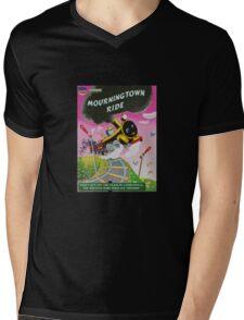 All aboard the TISM Express Mens V-Neck T-Shirt