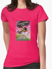 All aboard the TISM Express Womens Fitted T-Shirt