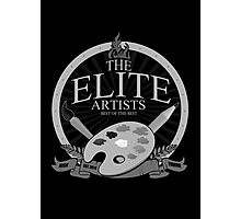 The Elite Artists Photographic Print