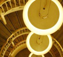 Staircase Sticker