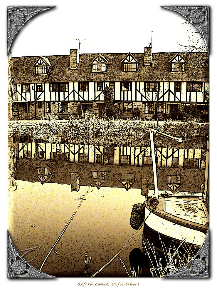 Oxford Canal - Oxfordshire by newshamwest