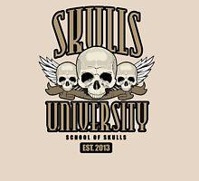 Skulls University Unisex T-Shirt