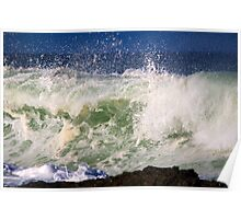 2001 Cyclone swell 2 Poster