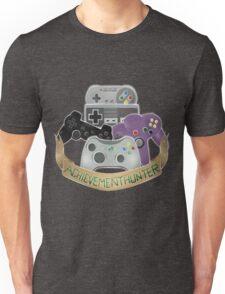 ACHIEVEMENT HUNTER/RT - Consoles Unisex T-Shirt