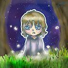 Fireflies by jooweeuh