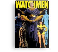 Watchmen  Metal Print