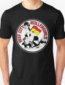 Reef City Roller Girls T-Shirts & Hoodies T-Shirt