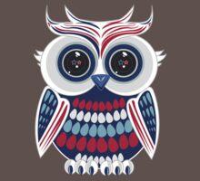 Patriotic Owl Kids Clothes