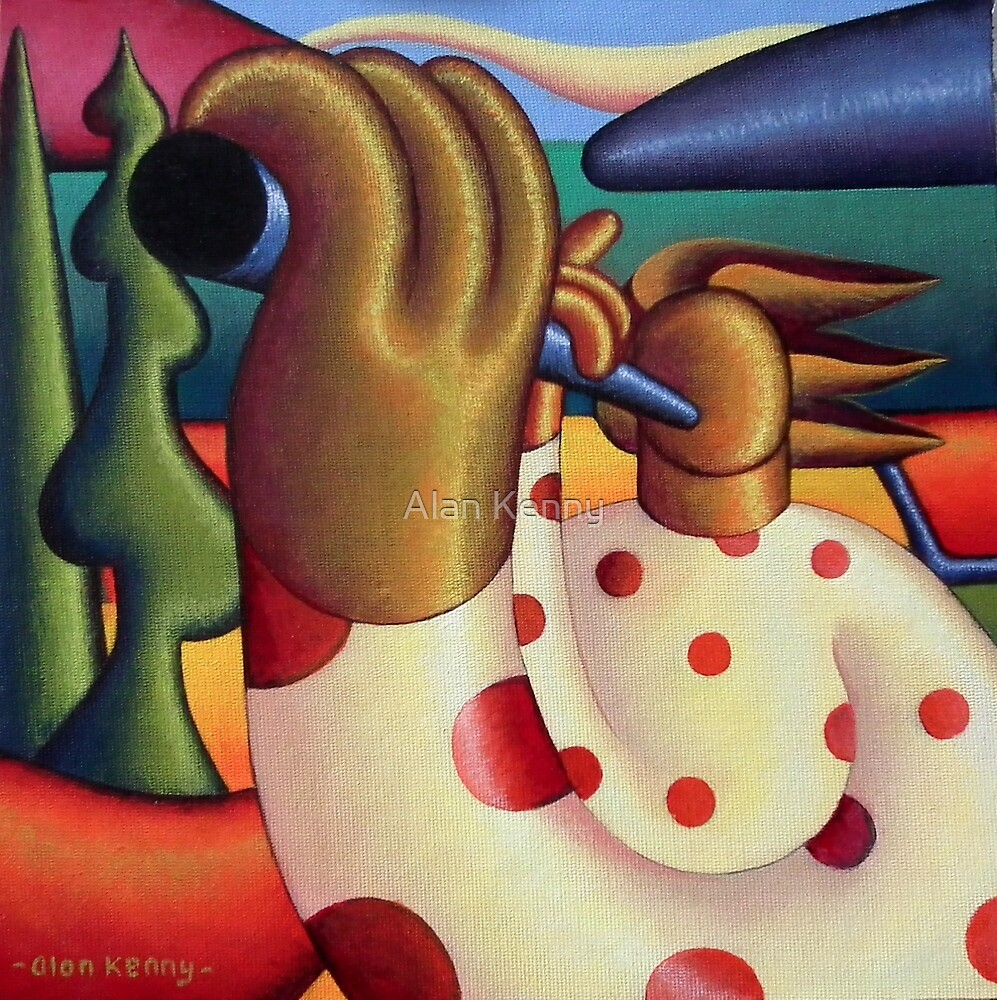 Gloss Musician 2 by Alan Kenny