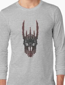Sauron's helmet Long Sleeve T-Shirt