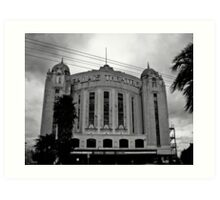 The Palais Theatre - Melbourne Art Print