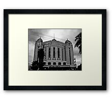 The Palais Theatre - Melbourne Framed Print
