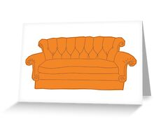 Friends couch Greeting Card