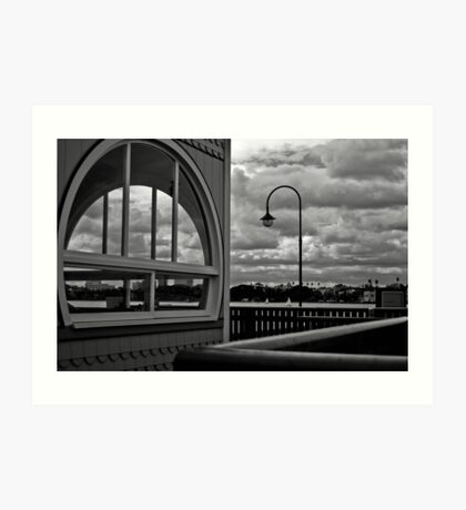 The St. Kilda Pier 2 Art Print