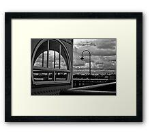 The St. Kilda Pier 2 Framed Print