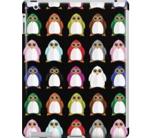 Penguin Variety (2) iPad Case/Skin